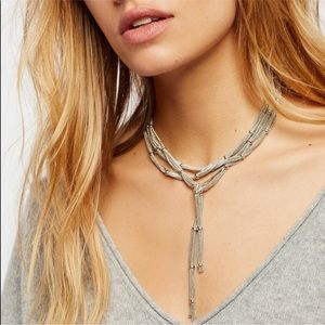 Free people necklace.